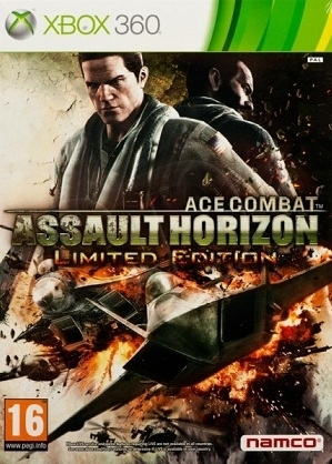 Ace Combat Assault Horizon: Limited Edition (Xbox 360)